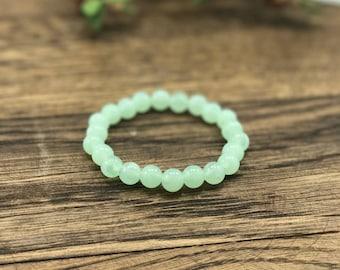 Girls Bracelets, Kids Bracelet, Girls Bead Bracelet, Kids Beaded Bracelet, Girls Yoga Bracelet, Green Bead Bracelet, Baby Bracelet