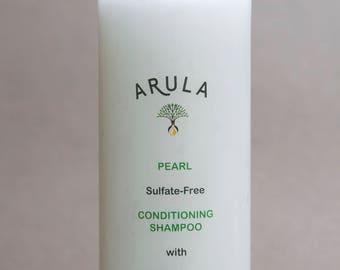 Sulfate Free Conditioning Shampoo With Marula Oil - No Silcones or Parabens