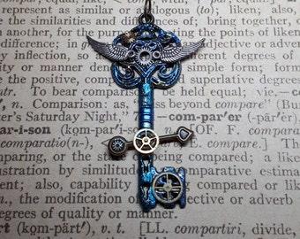 Steampunk, key, key, trailer