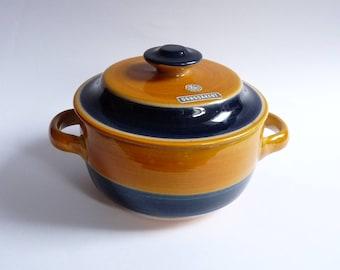 GABRIEL Pottery Kitchen Crock Pot Sweden Scandinavian Mid Century Design