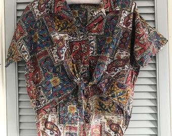 Jantzen 1950s blouse