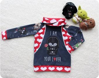 Altitude Pullover PDF Sewing Pattern/ Kids Pullover Pattern/ Kids Sweatshirt Pattern/ Baby Sweatshirt Pattern