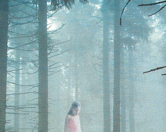 "Postcard ""In the woods"""
