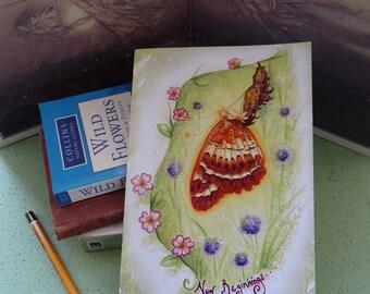 New Beginnings ~ Notebook