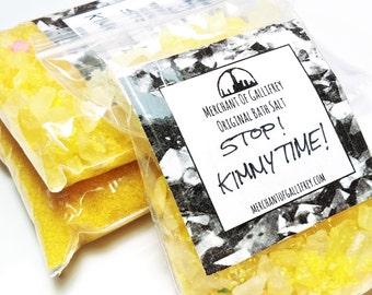 Stop! Kimmy Time! ~ Unbreakable Kimmy Schmidt inspired bath salt