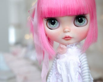 Reserved for K - Custom Blythe Doll OOAK *Lolly* by Ma Poupée Chérie - Artdoll