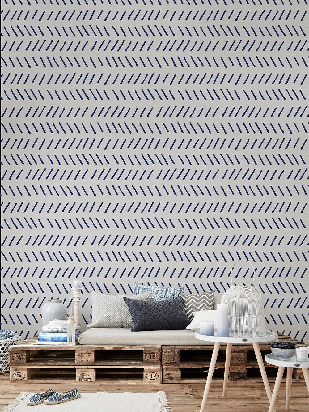 removable peel and stick self adhesive vinyl wallpaper. Black Bedroom Furniture Sets. Home Design Ideas