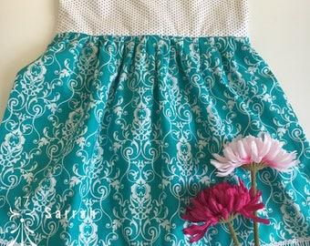 Girls Summer Dress 3T-4T