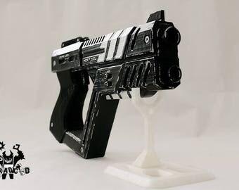 Mass Effect Machine Pistol M4 Shuriken Forjadict3d Replica