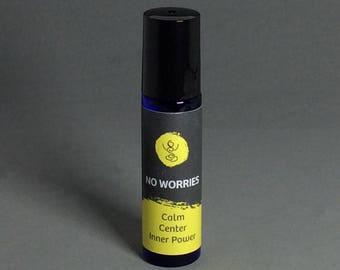 NO WORRIES - Essential Oil Blend Roller
