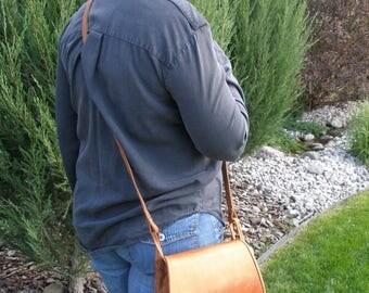 Leather bag, brown leather bag, leather bag for women, womens leather bag, leather shoulder bag, brown leather shoulder bag, leather purse