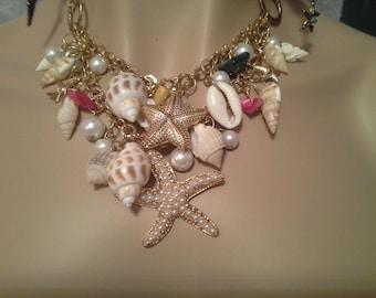 Necklace Mermaid jewelry