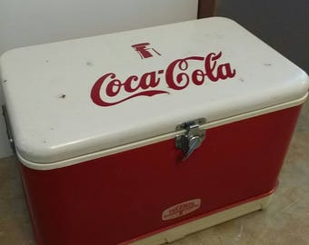 Thermos Coca Cola cooler