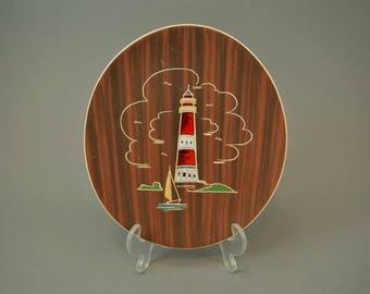 Vintage wall plate / 198 143 | West Germany | WGP | 60s