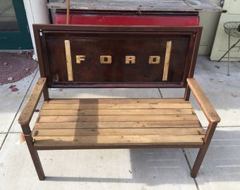 Tailgate bench Etsy