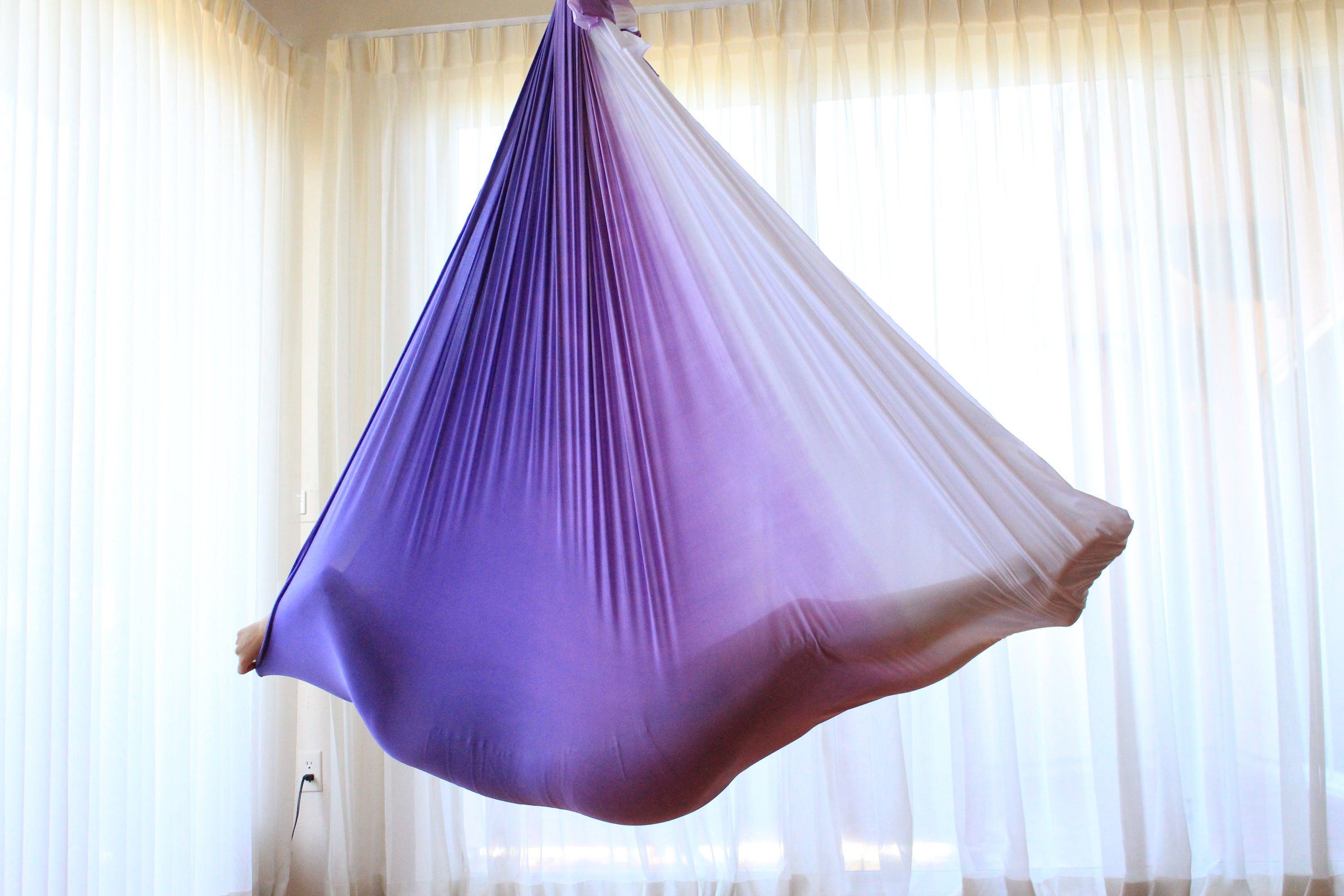 tyedye ombre aerial yoga hammocks  rh   gettinginverted