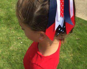 Fourth of July, Patriotic Pony-O