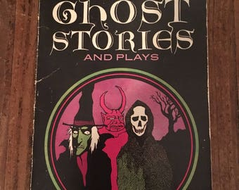 Ripley's Believe It or Not Ghost Stories and Plays 1974 edition copyright 1968 Scholastic Books