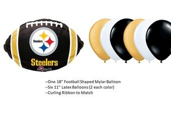 Pittsburgh Steelers Balloons