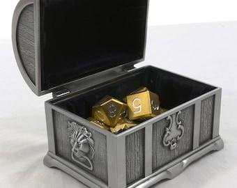 Solid Zinc Chest  - Medium Size