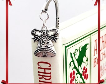 Silver Bell Bookmark