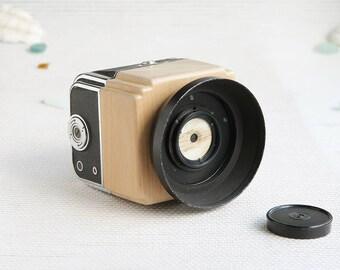Medium format pinhole camera, format: 6x6
