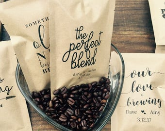 Shop for coffee wedding favor on Etsy