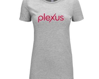 Plexus Bella + Canvas Ladies' The Favorite Short Sleeve Tee
