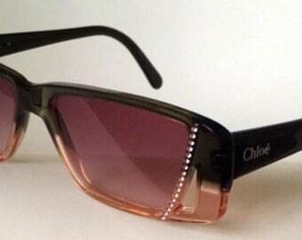 CHLOE vintage sunglasses