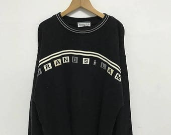 BIG SALE Vintage Grand Slam Munsingwear Sweatshirt/Grand slam Clothing/Grand slam Munsingwear Sweater