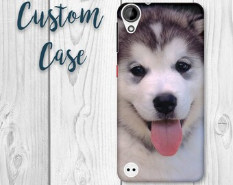 HTC Desire 530 Case - D530 Case - Custom Photo Case, Design Your Own Personalized Case, Monogrammed Phone