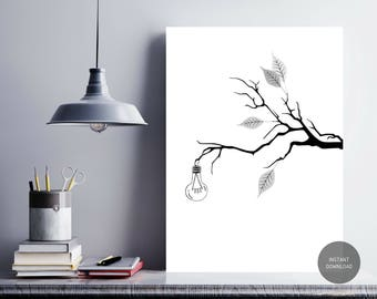 Housewarming etsy for Minimalist gifts for housewarming