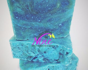 Cool Water Hand Made Soap for Him