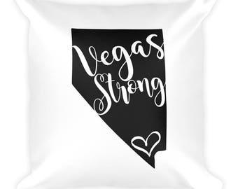 Vegas Strong Pillow