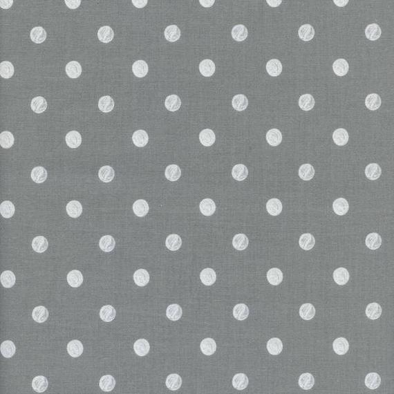 Boppy Cover >> Rifle Paper Co. Wonderland Dots in Grey > Boppy Newborn Lounger Nursing Pillow > MADE-to-ORDER grey white dot boppy, neutral