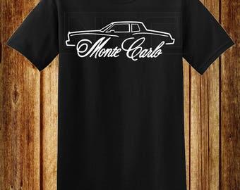 78-80  Monte Carlo T-Shirt