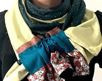 Original shawl or scarf