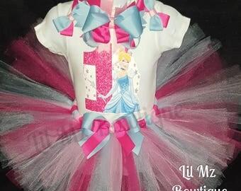 Cinderella tutu outfit, Cinderella tutu. Cinderella tutu dress, Cinderella tutu set, princess tutu outfit, Cinderella dress, Cinderella