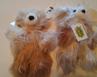 Teddy bear suri - Doggie suri bear - handmade - hyppoallergene