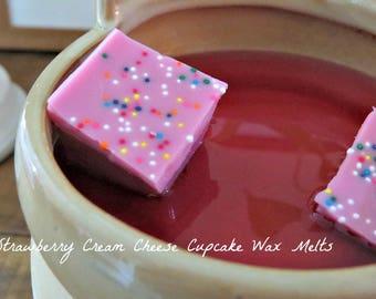 Wax Melts - Soy Wax Melts - Wax Warmers - Chunk Wax Tarts - Clamshell Wax Tarts - Wickless Candle - Strawberry Wax Melts - Scented Wax Melts