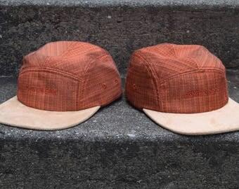 Janauli 5 panel camper hat dad hat