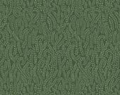 "Last 15"" - Garden Sanctuary - Vines in Pasture (Dark Green)  - Rae Ritchie - Dear Stella Fabrics - Fabric By The Half Yard"