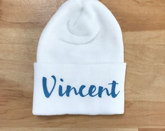 Newborn hat, custom newborn hat, Newborn Girl Hat, Newborn Boy Hat