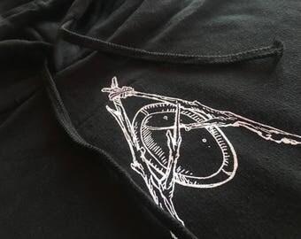 Limited AF Logo Cropped Hoodie