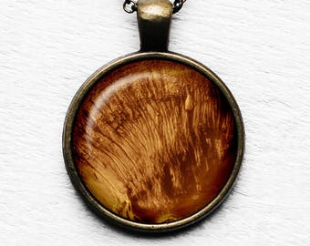 NASA Photograph Mars surface Pendant and Necklace