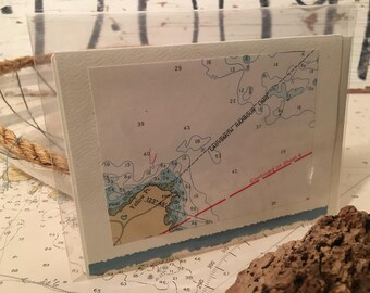 Nautical West Coast Card