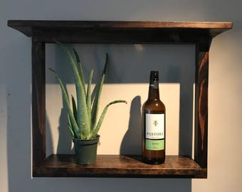Clarity Wall Shelf