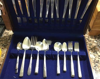 Rodgers Silverware Set