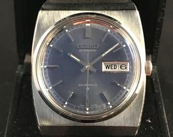 Vintage Seiko Automatic Watch 5606-6078T
