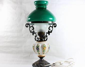 Elektrische Tisch Lampe Vintage Aus Den 50er Jahren Germany